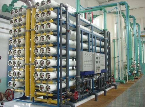印染废水处理设备-一体化